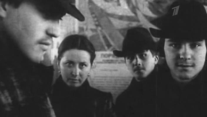Три брата и сестра семьи Овечкиных - Семи Симеонов