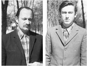Угонщики самолёта Ан-24 в Турцию отец и сын Бразинскасы