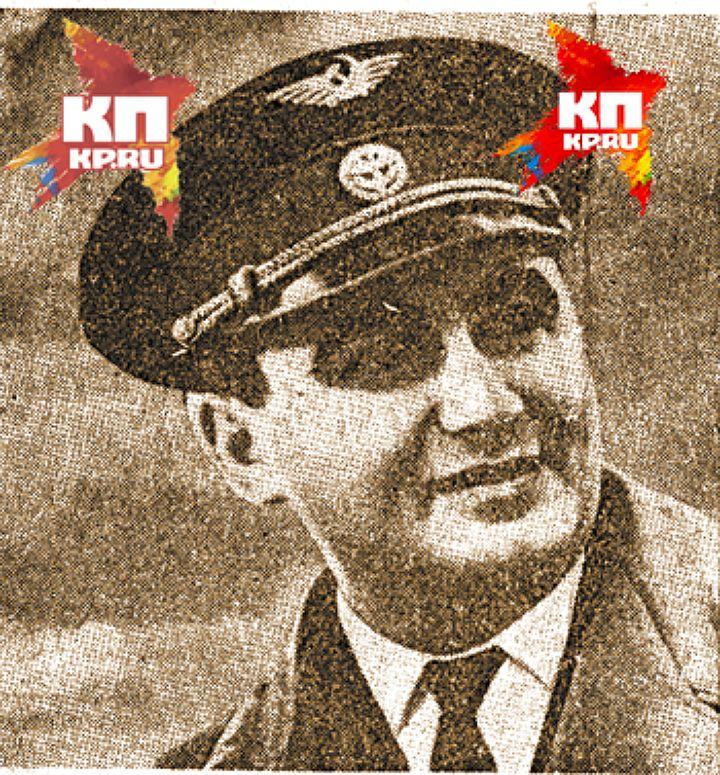 Командир Ту-124 совершившего 21 августа 1963 года посадку на реку Неву Виктор Мостовой