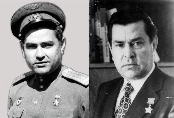 Алексей Петрович Маресьев во время войны и после