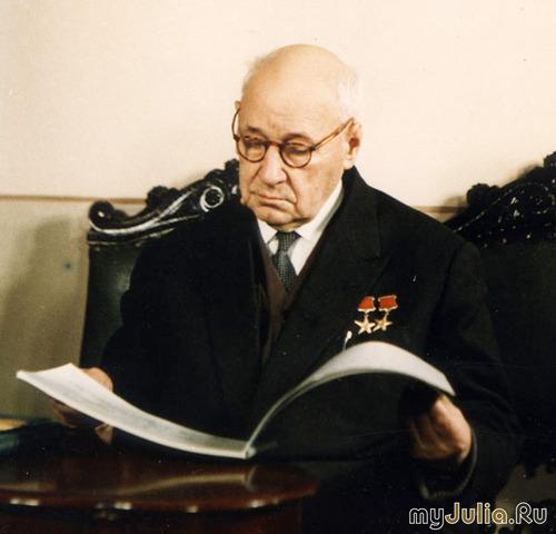 Андрей Николаевич Туполев выдающийся советский авиаконструктор