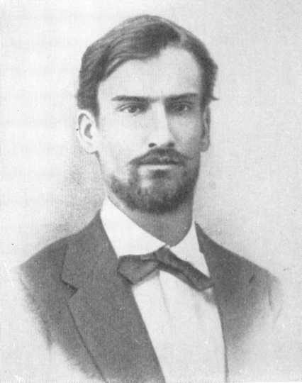 Николай Егорович Жуковский в первые годы своей педагогической деятельности