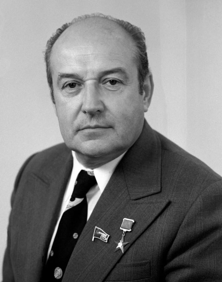 Советский авиаконструктор Алексей Андреевич Туполев Герой Социалистического Труда