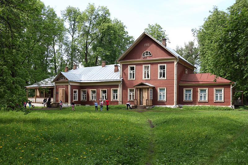 Владимирская область Село Орехово дом-музей усадьба Николая Егоровича Жуковского