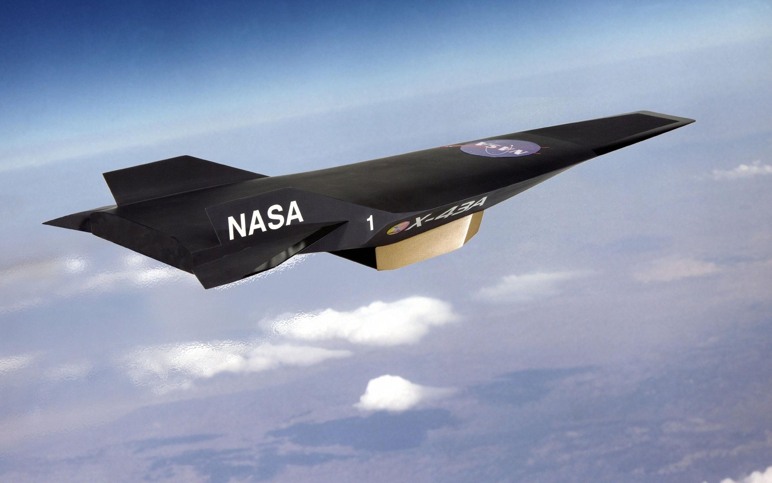 Американский экспериментальный гиперзвуковой самолет X-43A
