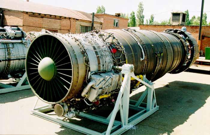 Двигатель истребителя-перехватчика МиГ-25 Высотный двигатель Р-15Б-300