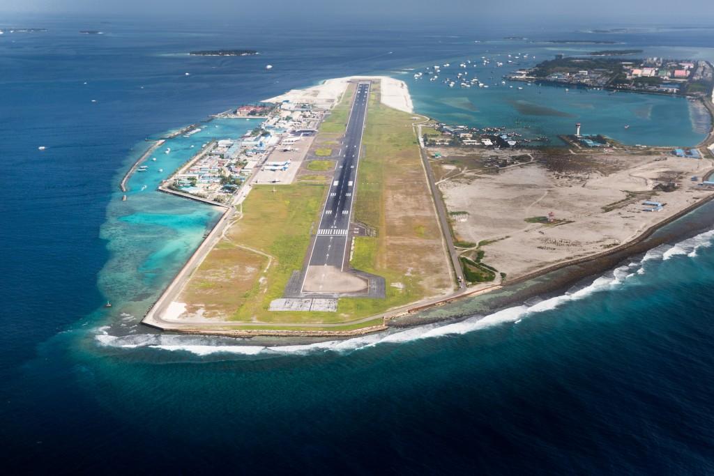 Аэропорт Мальдивских островов Мале (Male)