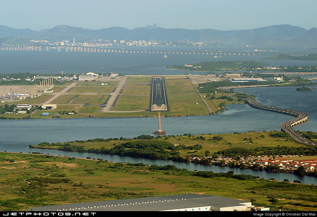 Аэропорт Рио де Жанейро (Rio de Janeiro) Галеан