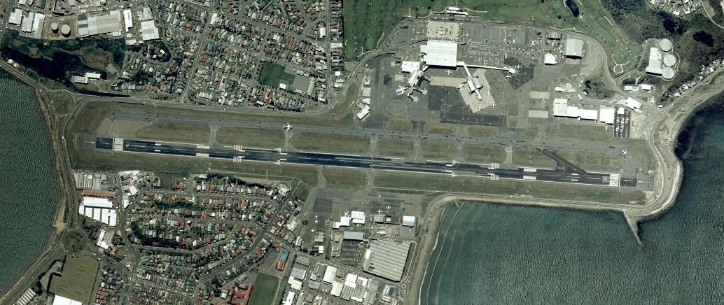 Аэропорт Веллингтон (Wellington) в Новой Зеландии