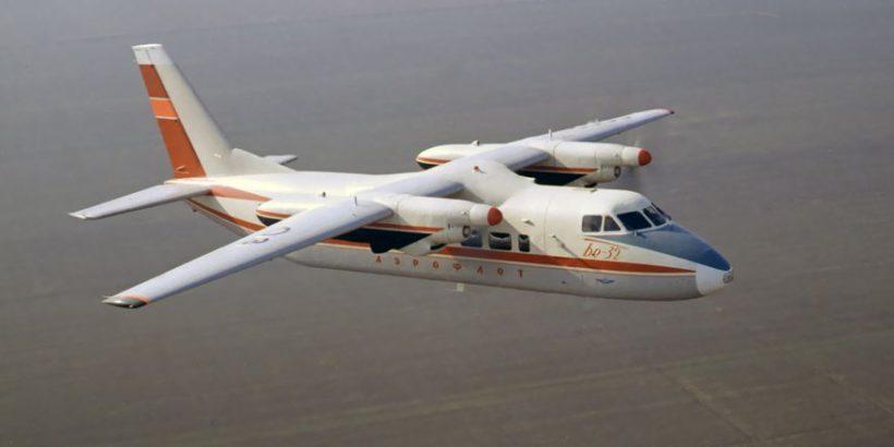 Пассажирский самолёт малой авиации КБ Бериева Бе-30
