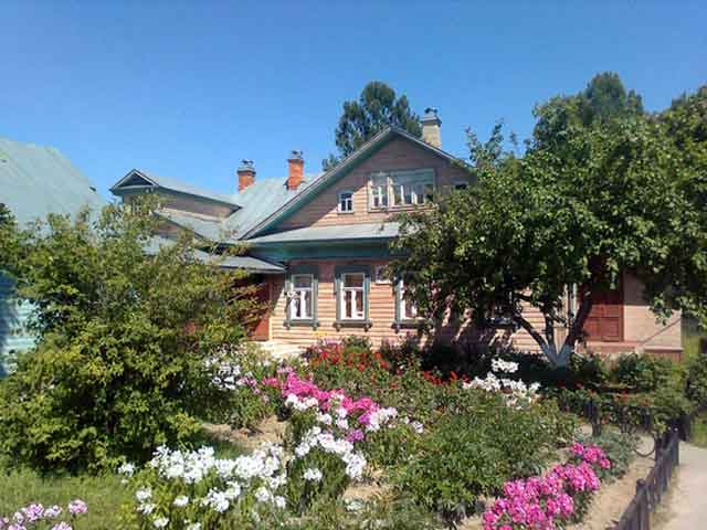 Дом музей Валерия Павловича Чкалова