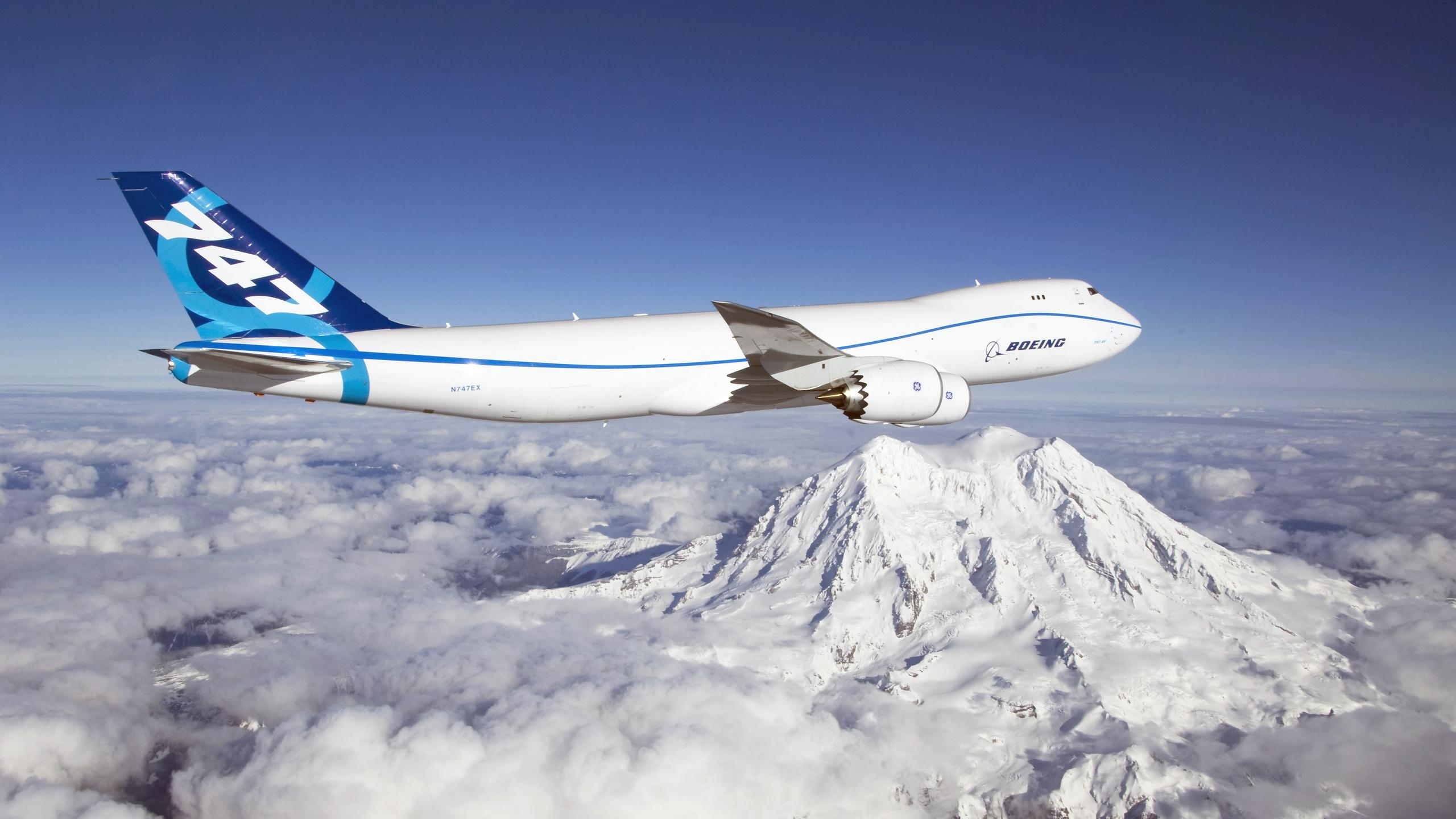Боинг 747-800