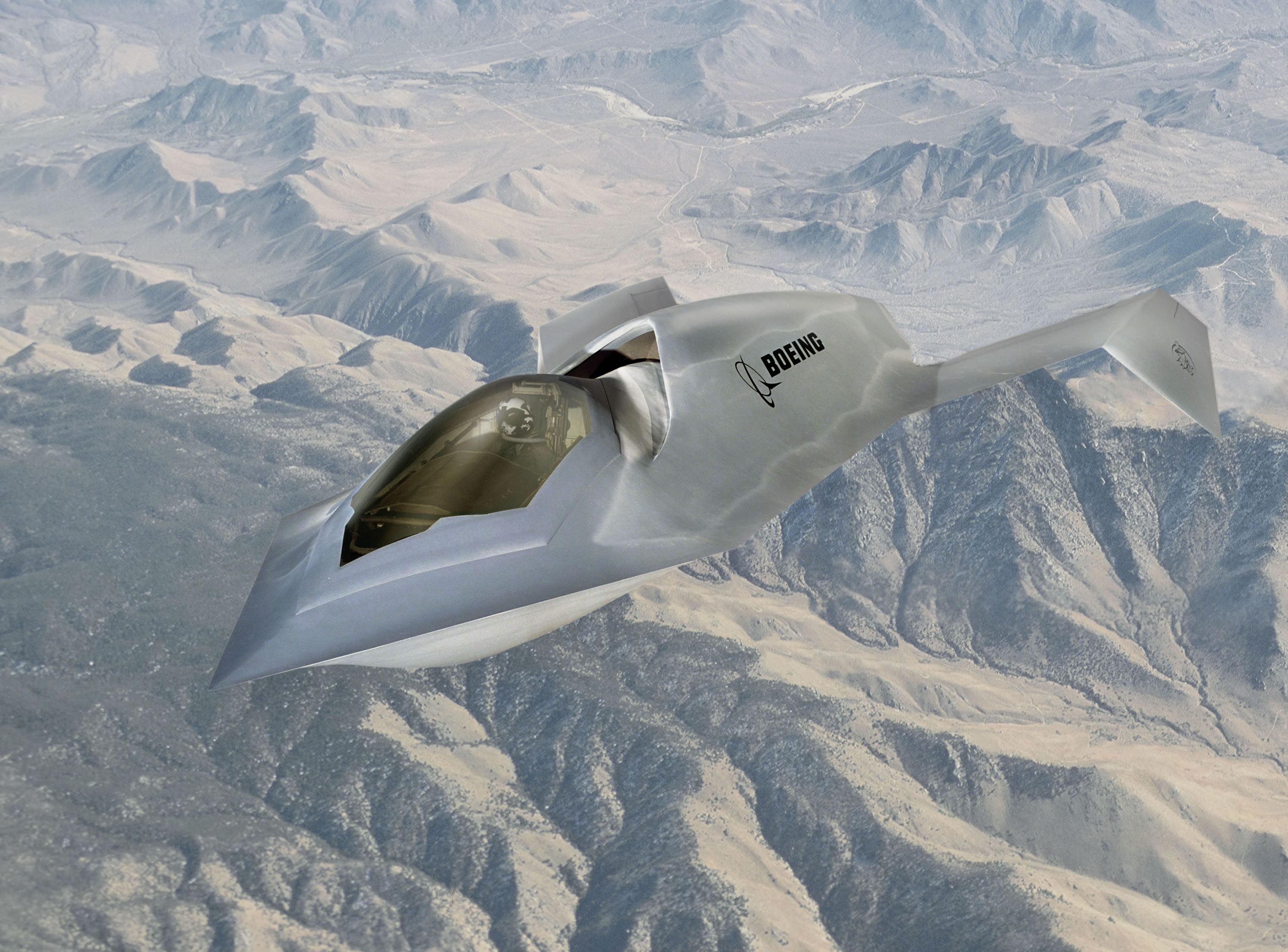 Boeing, bird of prey, ucav