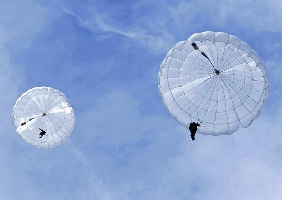 Прыжки с парашютом Парашюты Д-10