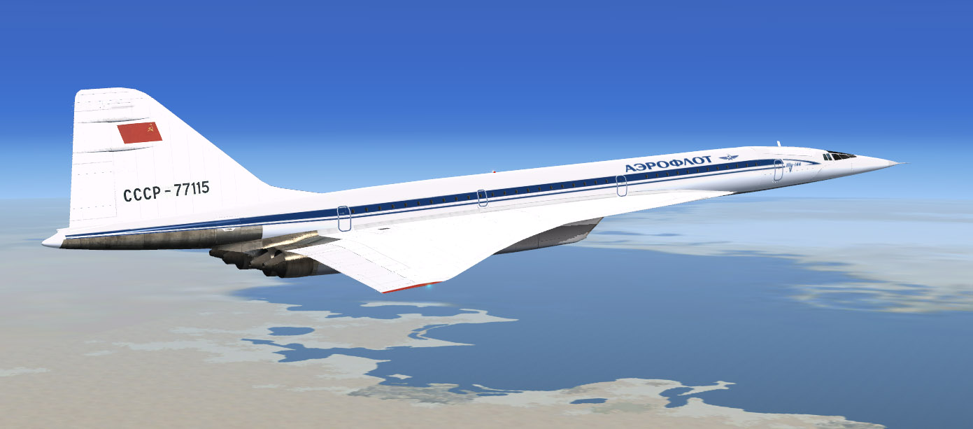 Ту - 144 _