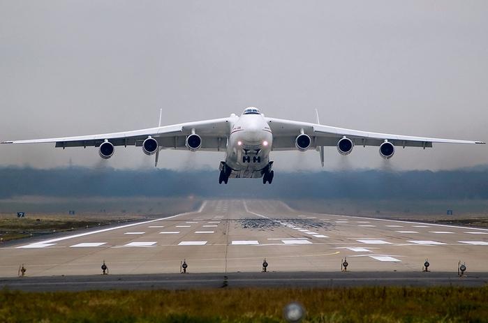 Ан - 225 Мрия Взлёт