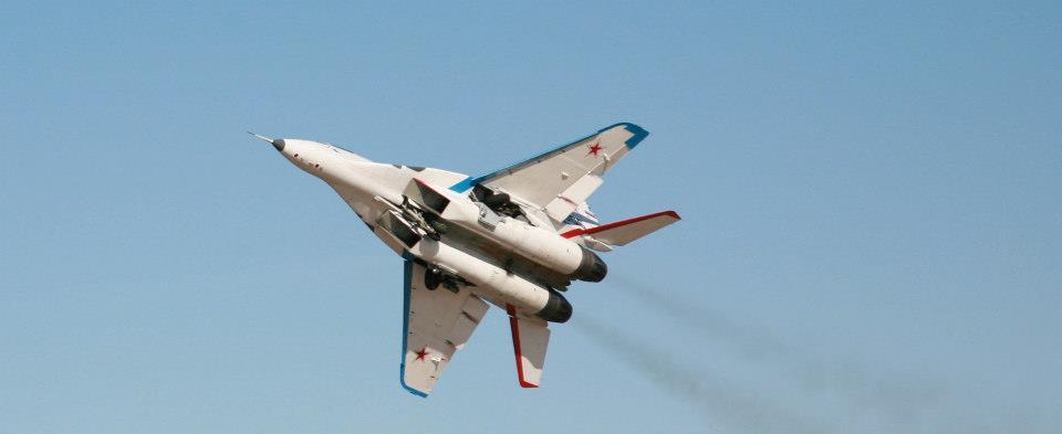 МиГ-29 .