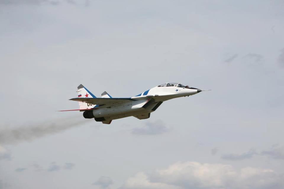 МиГ-29 Полёт