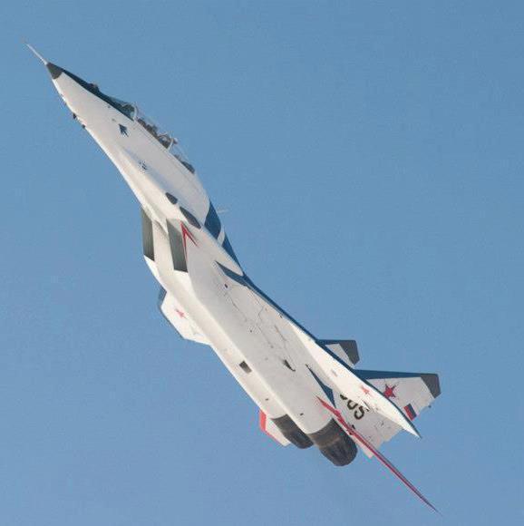 МиГ-29 Взлёт