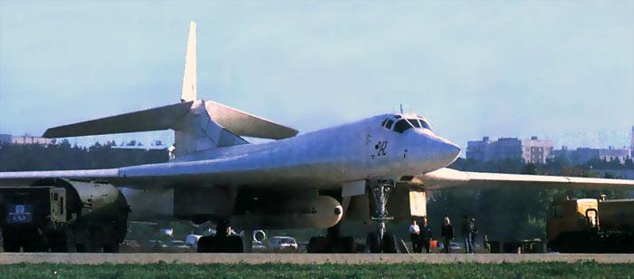 Ту-160 Подвешивание вооружения