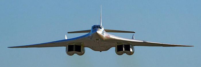 Ту-160 Полёт на сверхзуковой скорости