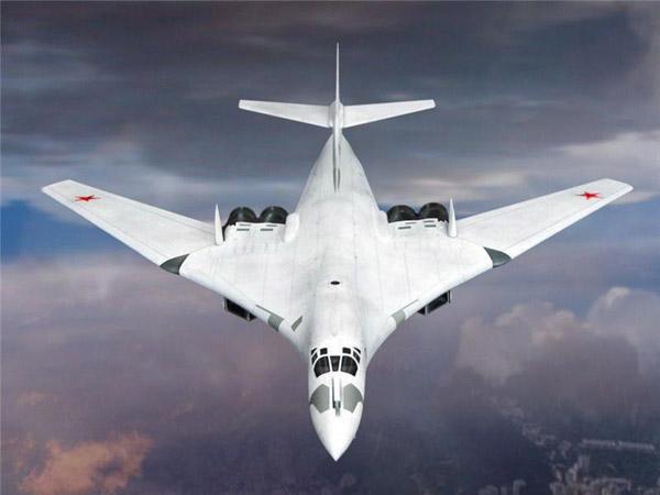 Ту-160 Полёт на сверхзвуке