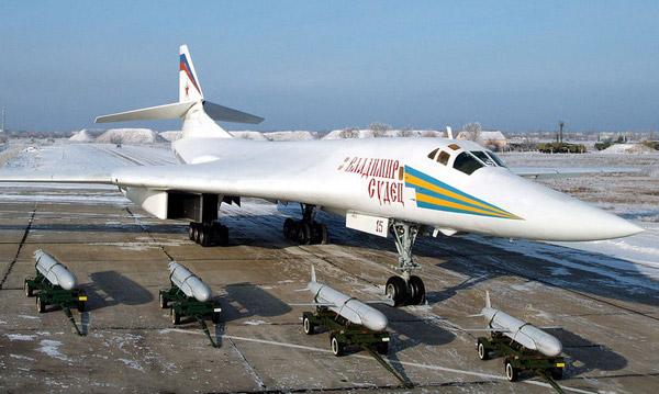 Ту-160 Вооружение Крылатые ракеты