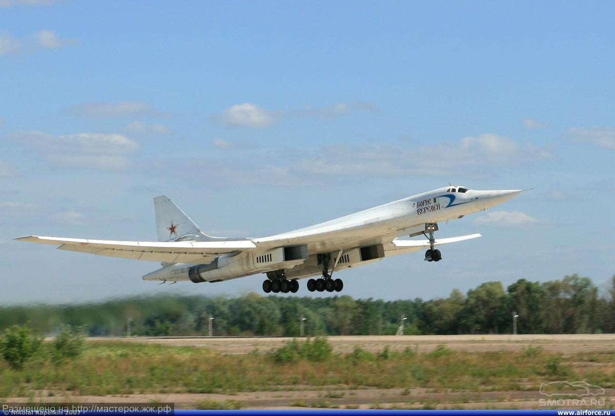 Ту-160 Взлёт