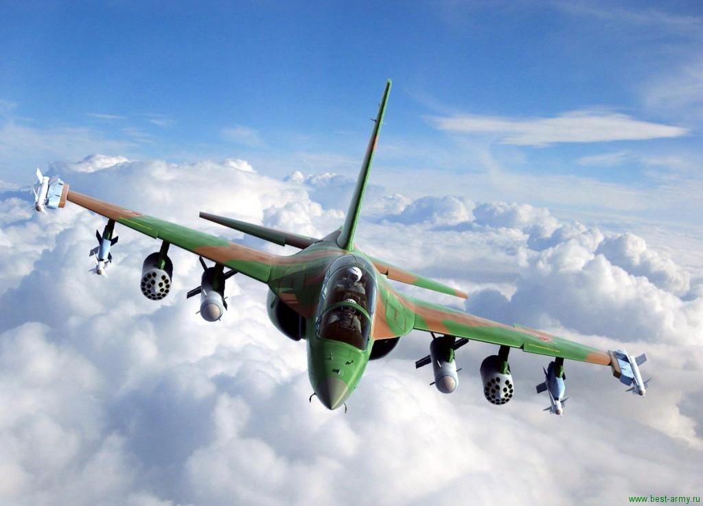 Як-130 Почти полностью вооружённый
