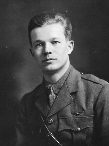Капитан Браун Британский лётчик который ВОЗМОЖНО сбил Манфреда фон Рихтгофена