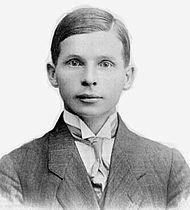 Сергей Владимирович Ильюшин 1910-е годы