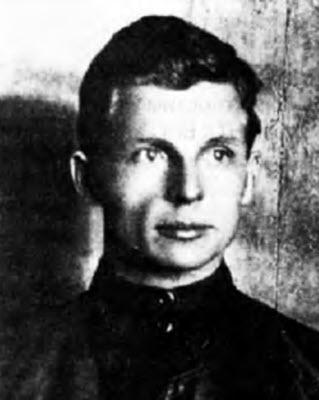 Сергей Владимирович Ильюшин 1920-е годы
