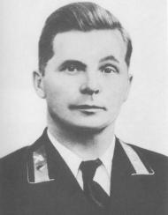 Сергей Владимирович Ильюшин 1930-е годы