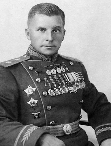 Сергей Владимирович Ильюшин после Великой Отечественной войны