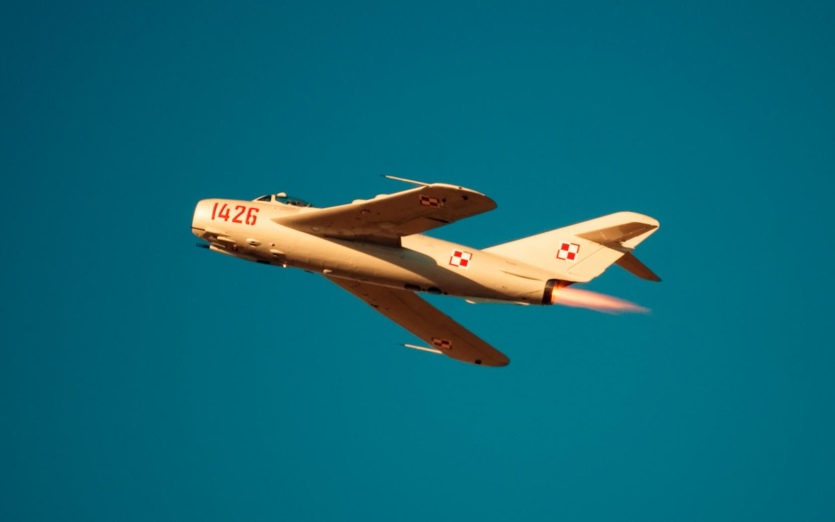 МиГ-17 Возможно ВВС Хорватии