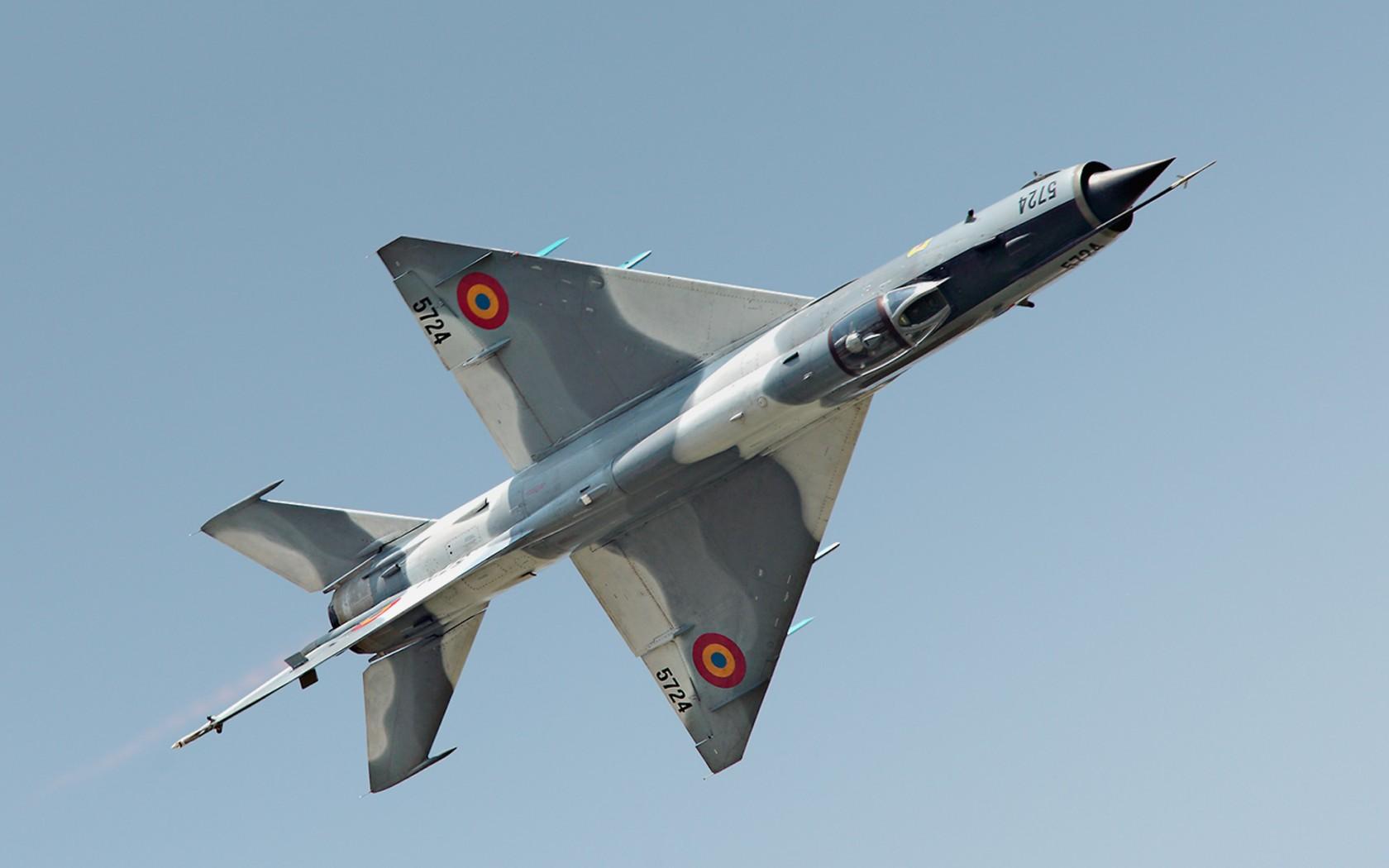 МиГ-21 один из самых знаменитых истребителей А. И. Микояна