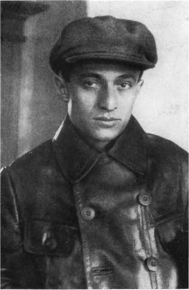 Микоян Артём Иванович в 20-х годах 20-го века