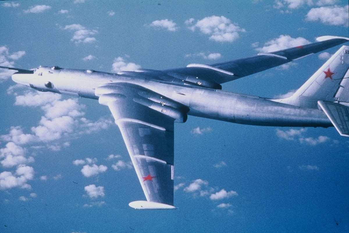 Самолёт Владимира Михайловича Мясищева 3М