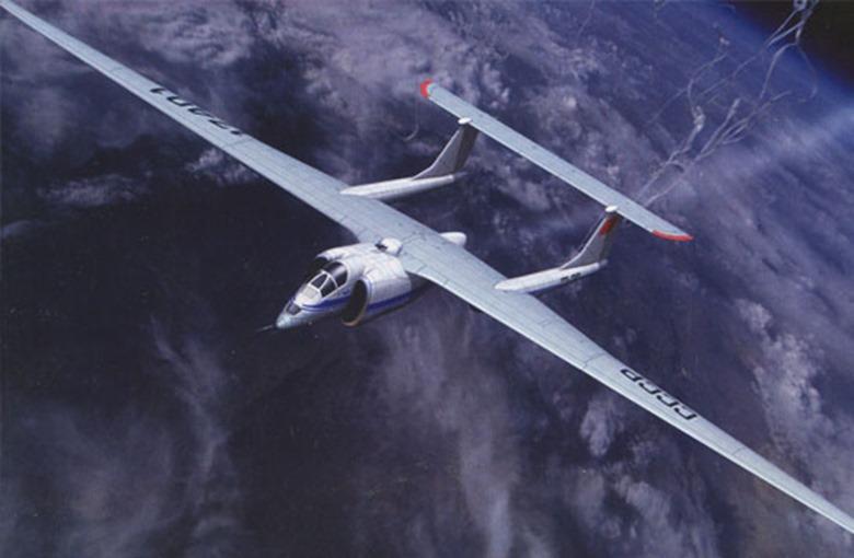 Самолёт Владимира Михайловича Мясищева М17 Полёт в стратосфере