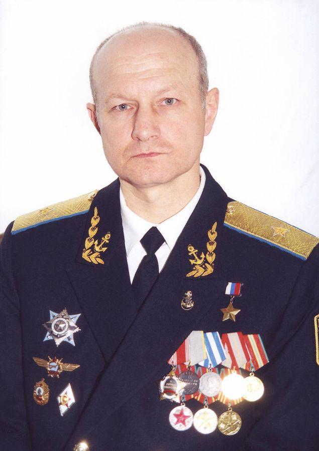 Тимур Автандилович Апакидзе Герой России