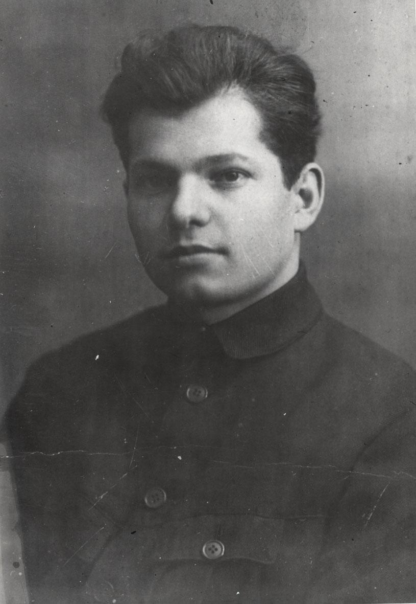 Авиаконструктор Георгий Михайлович Бериев