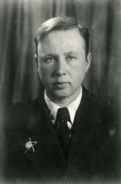 Михаил Леонтьевич Миль