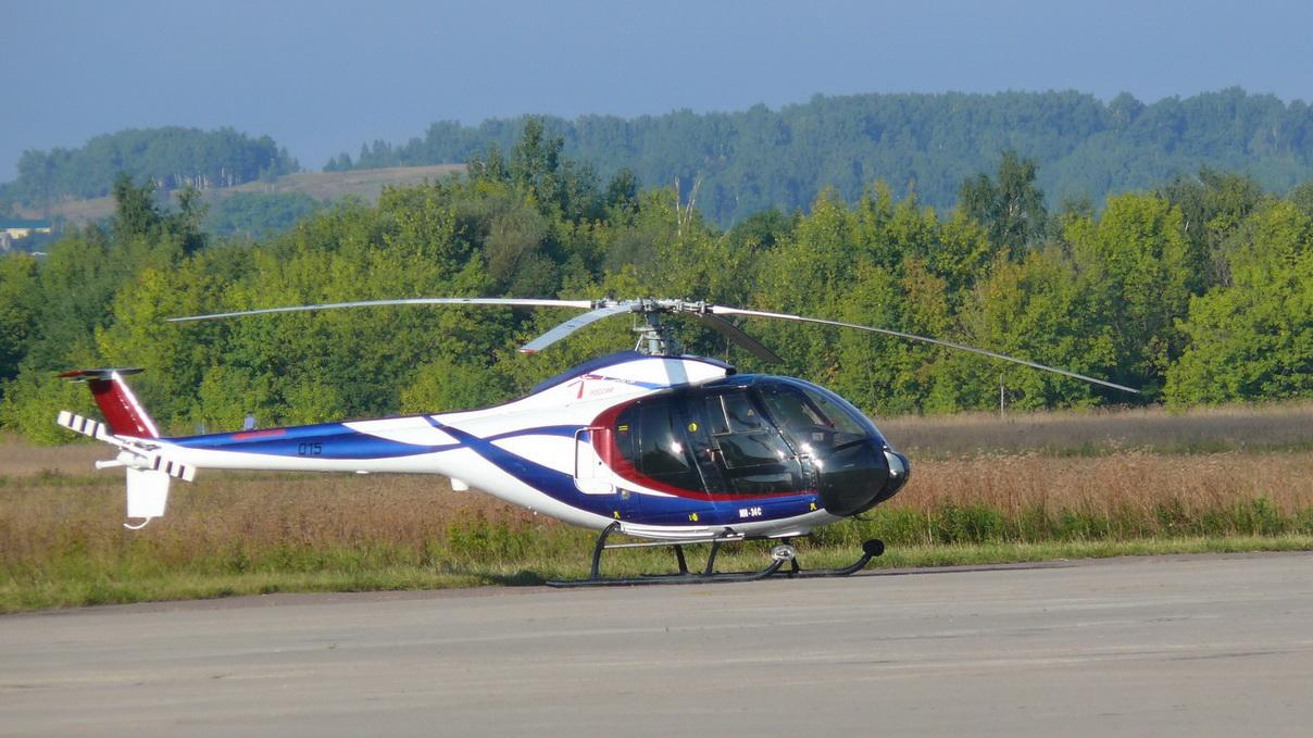 Вертолёт КБ Михаила Леонтьевича Миля Ми-34