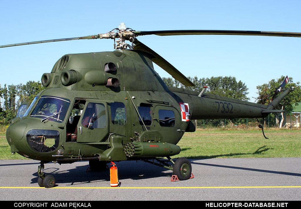Вертолёт Михаила Леонтьевича Миля Ми-2 Военная модификация