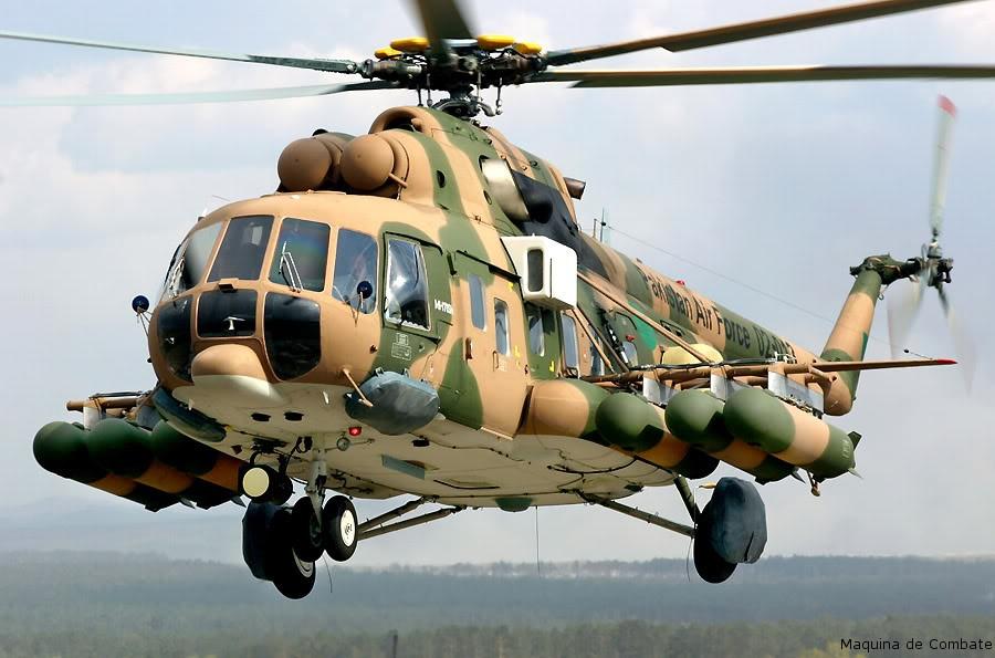 Вертолёт Михаила Леонтьевича Миля Ми-8