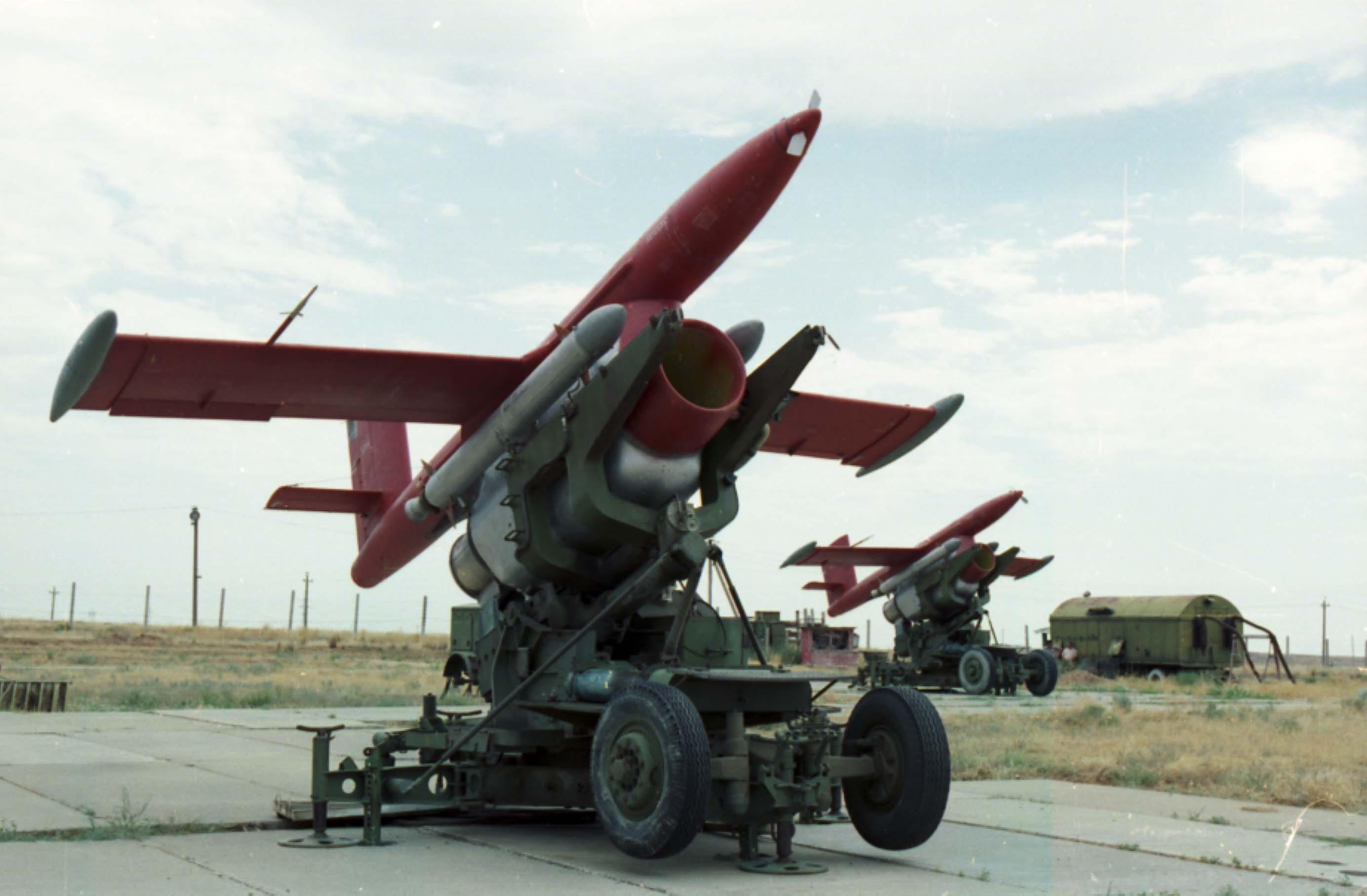 Беспилотный самолёт-мишень Семёна Алексеевича Лавочкина Ла-17