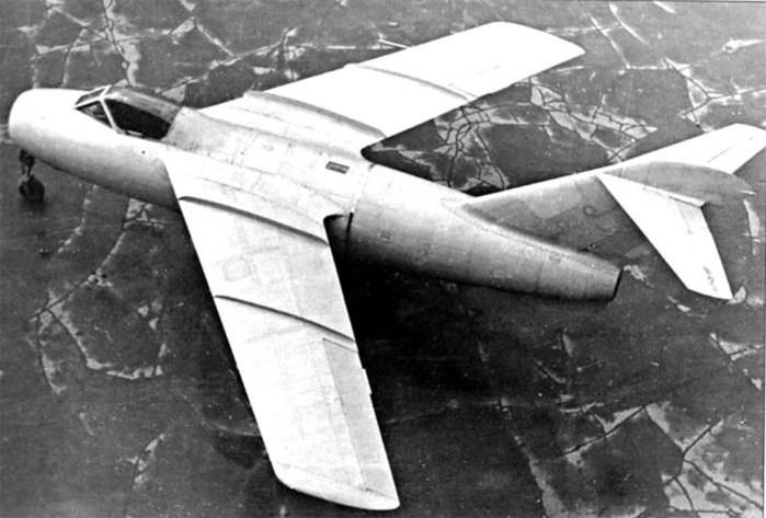 Истребитель Семёна Алексеевича Лавочкина Ла-15
