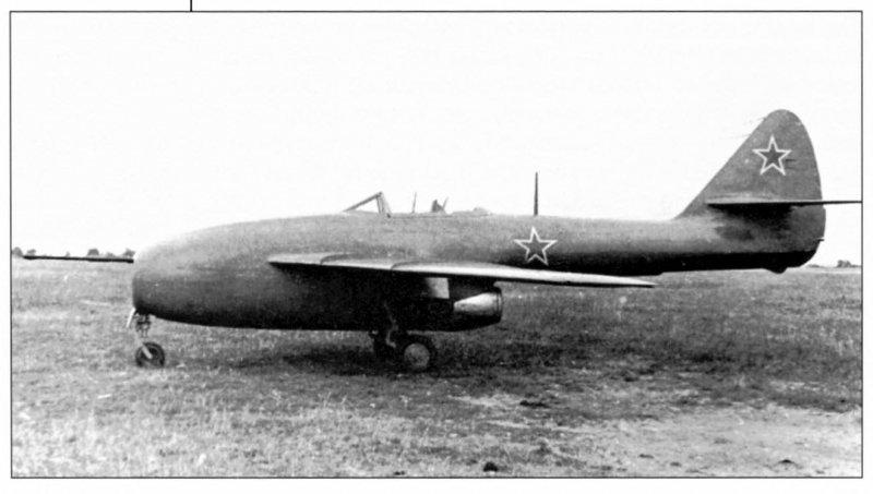 Истребитель Семёна Алексеевича Лавочкина Ла-160