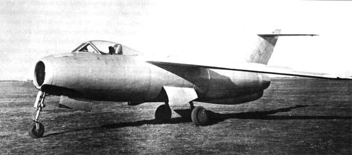 Истребитель Семёна Алексеевича Лавочкина Ла-176