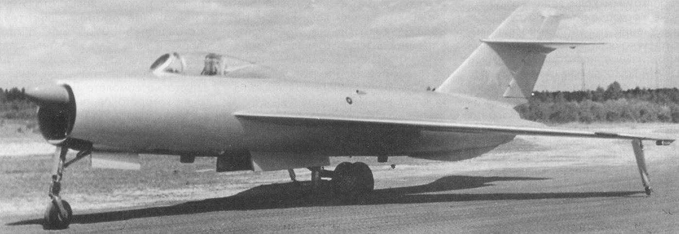 Истребитель Семёна Алексеевича Лавочкина Ла-190